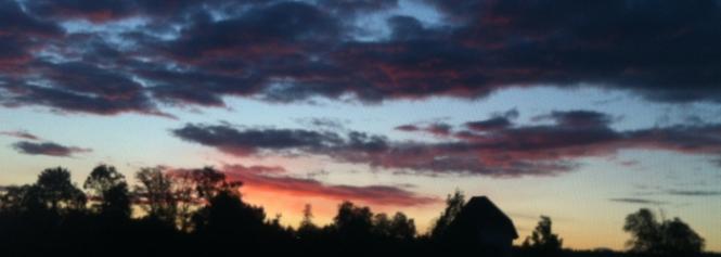 Sonnenaufgang,