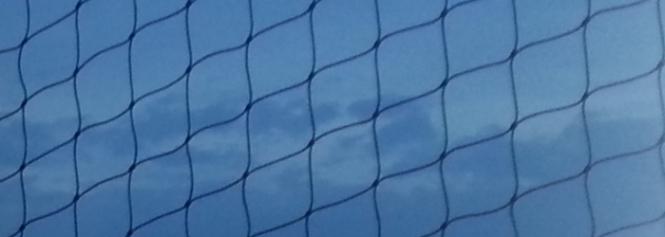 Netz, Himmel, Muster, Freiheit
