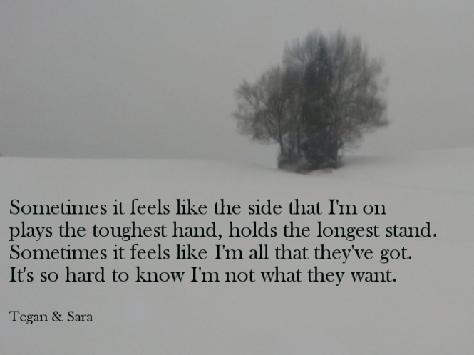 Tegan & Sara, Lyrics,