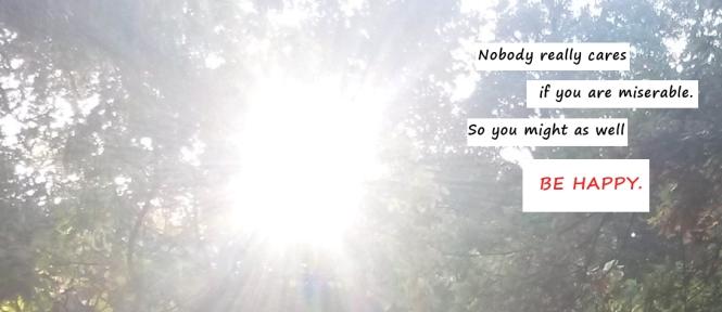 Be Happy, Glück, Fröhlich, Leben