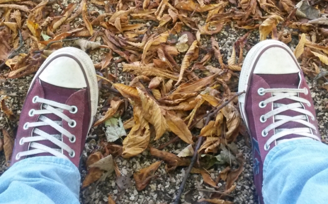 shoes, autumn, new beginnings,