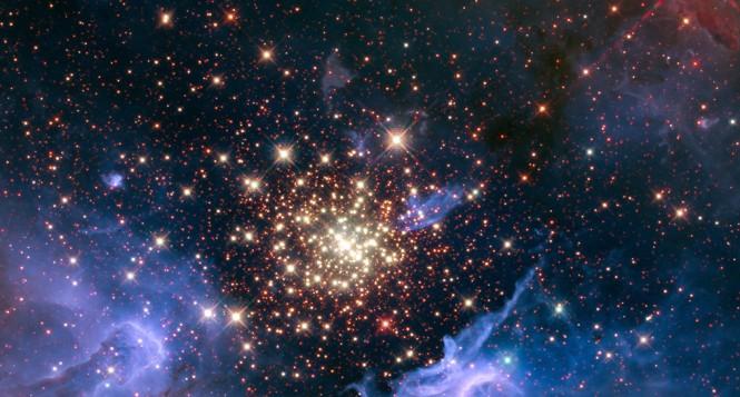 Stars, hubble, telescop