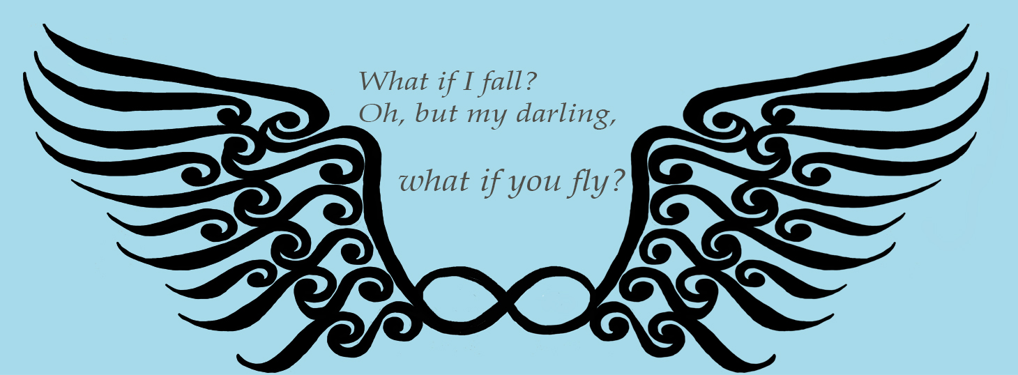 Wings, Fly, What if you fly