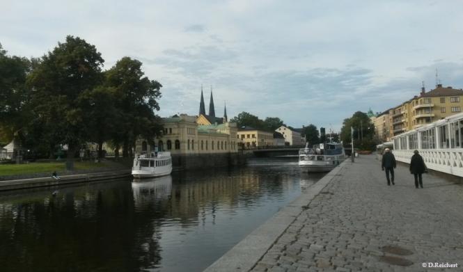 Uppsala, Schweden