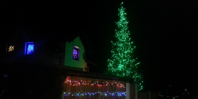 Weihnachtsdekoration, Christmas tree,