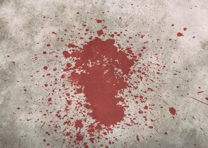 Thirteen Reasons Why, blood, death
