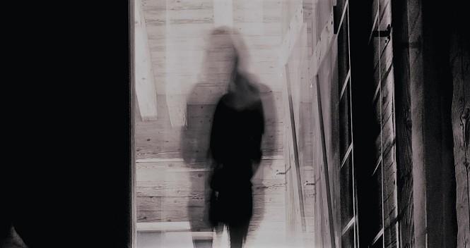 spirit, shadow, fading, girl, horror,